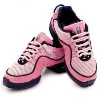 Roze sneaker van Bloch
