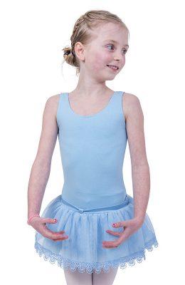 Hemdmodel balletpakje van Papillon