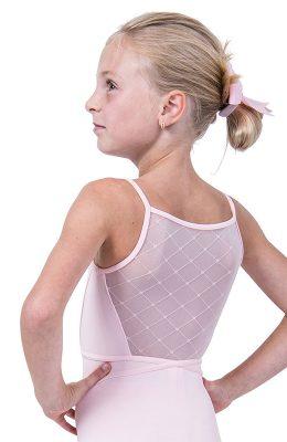 Balletpakje met hoge rug